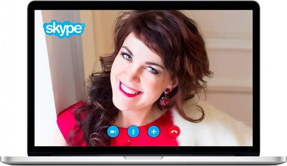 Давайте созвонимся в Skype