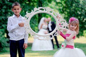 Аниматор на свадьбу или чем занять детей на свадьбе?!