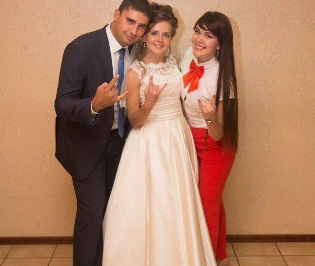 Отзыв от невесты Надюши